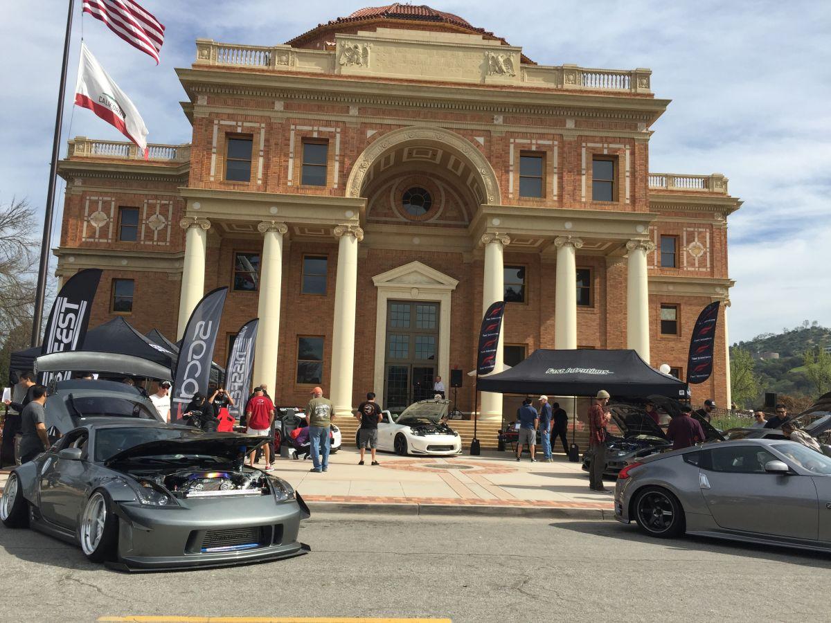 Th Annual Z Day California Car Show Atascadero CA - Bay area car shows this weekend