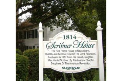 Scribner House Sign