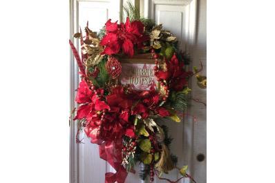 Scribner House Door