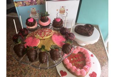 Sweets by Morgan valentines day