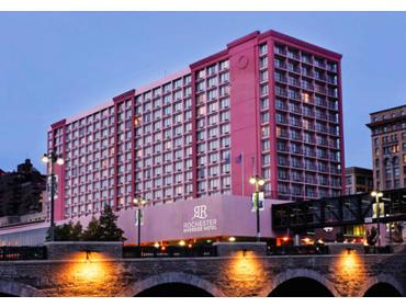 Rochester Riverside Hotel