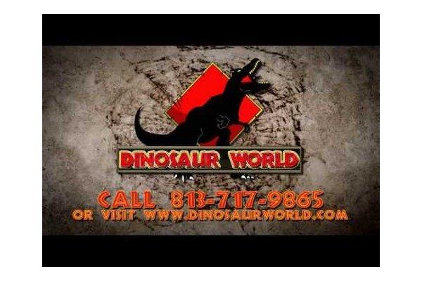 Dinosaur World, Plant City, FL