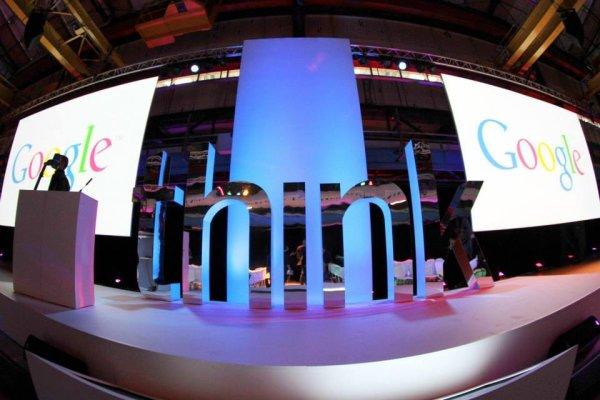 Stage Set for Google