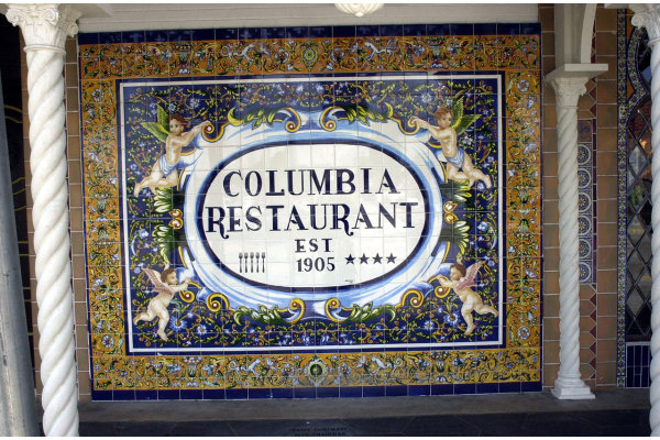 Columbia Ybor City - Florida's Oldest RestaurantSM
