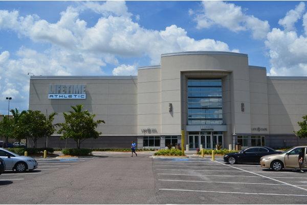 Lifetime Athletic Fitness Center