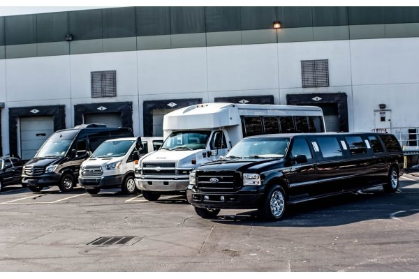 Limos and shuttles