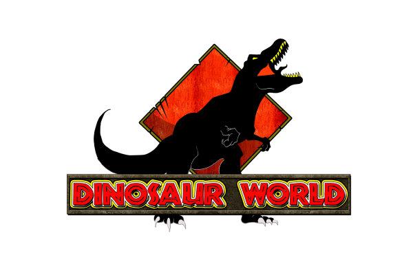 Dinosaur World logo