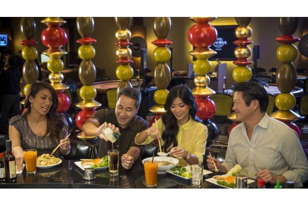 Noodle Bar at Jubao Palace