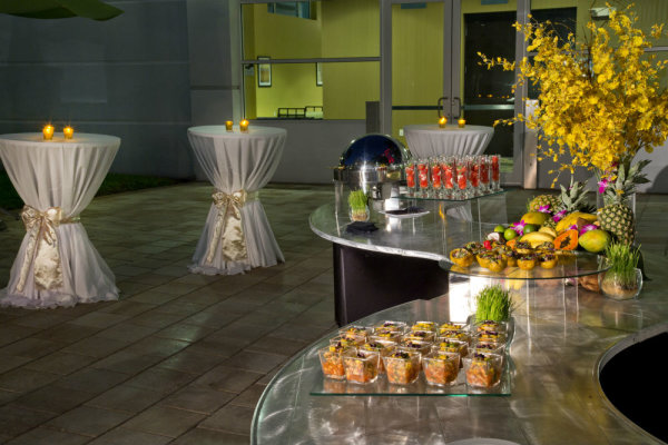 Poolside Catered Events