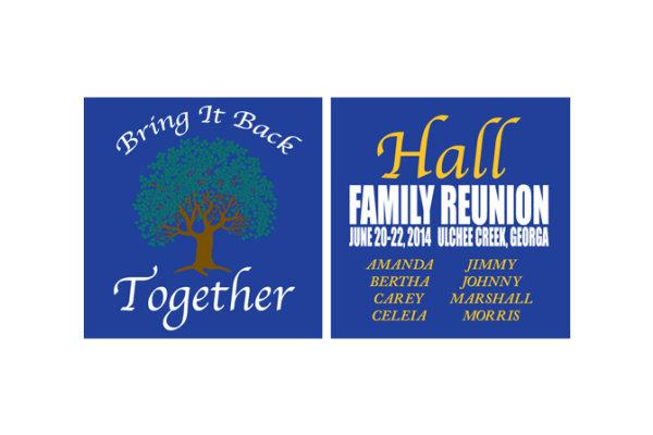 Hall Family Reunion