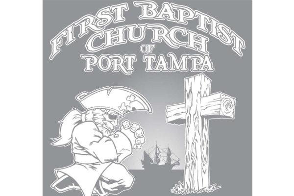Fist Baptist Church Of Port Tampa Gasparilla Design