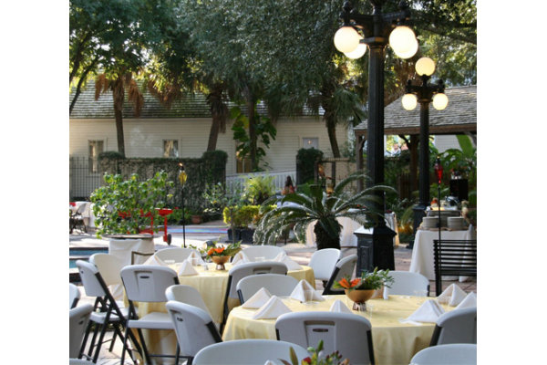The Garden at the Ybor City Museum State Park