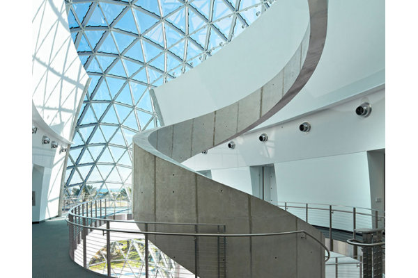 The Dali Museum Interior