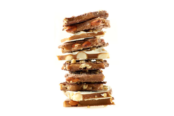 Stack of Toffee to Go
