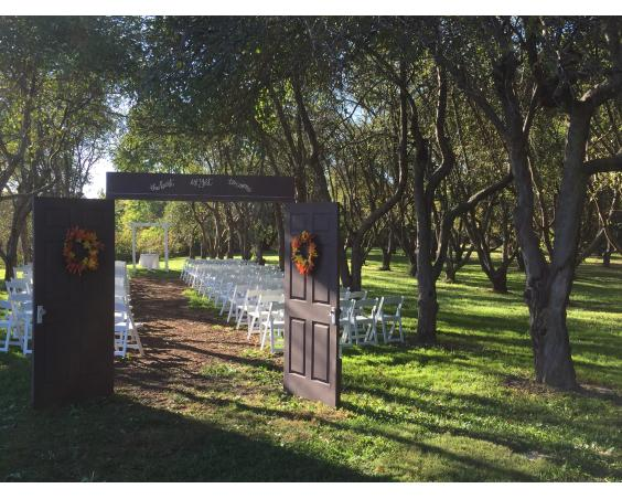 Doors to Ceremony