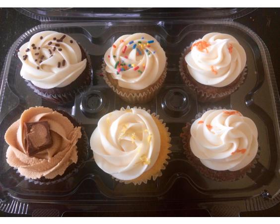 The Hayloft cupcakes