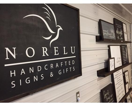 Norelu signs