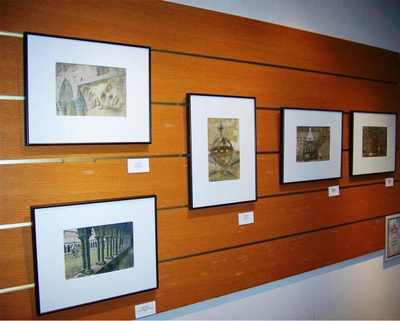 Plainfield Library Art Gallery - Framed Art