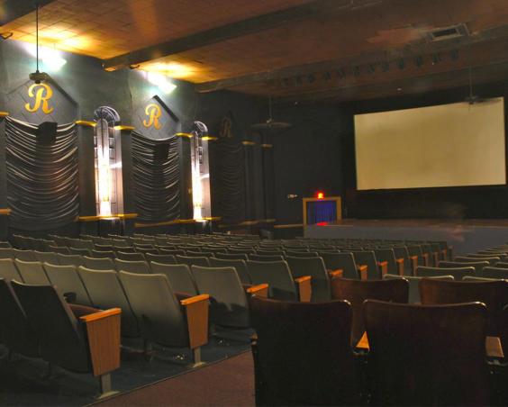 The Royal Theatre - Interior