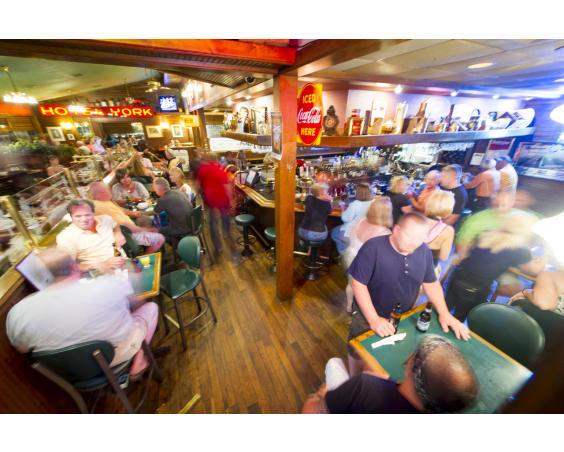 The Coachman Bar