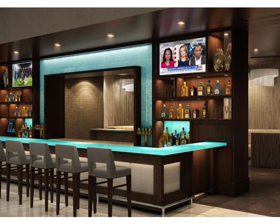 Embassy Suites Bar