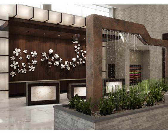Embassy Suites Reception