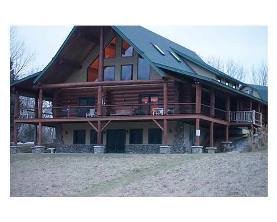 The Cabin at Natural Valley Ranch