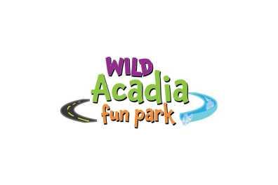 Wild Acadia Fun Park logo