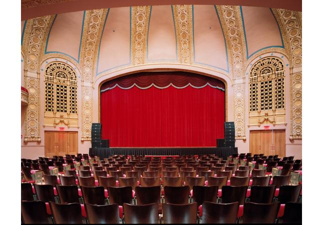 Hoyt Sherman Place Stage