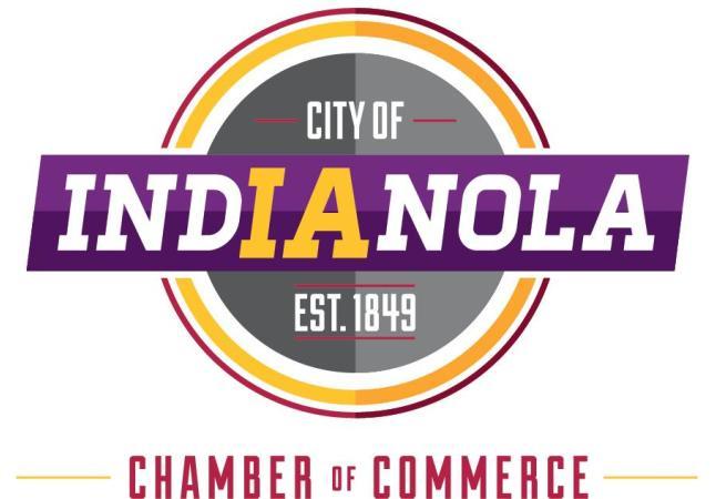 Indianola Chamber of Commerce Logo