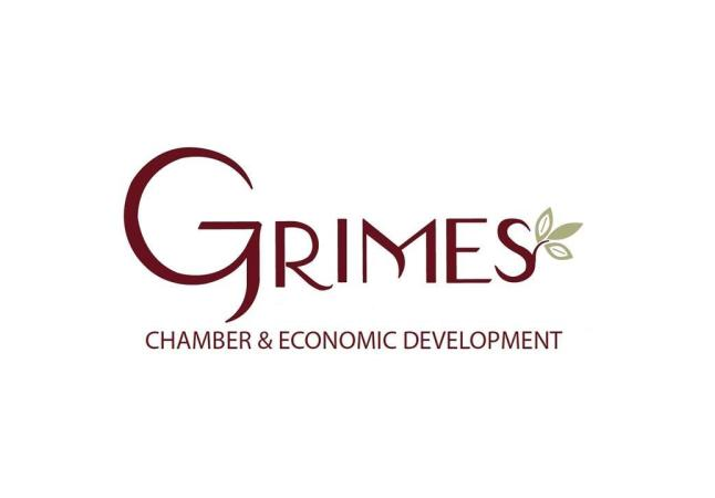 Grimes Chamber of Commerce Logo