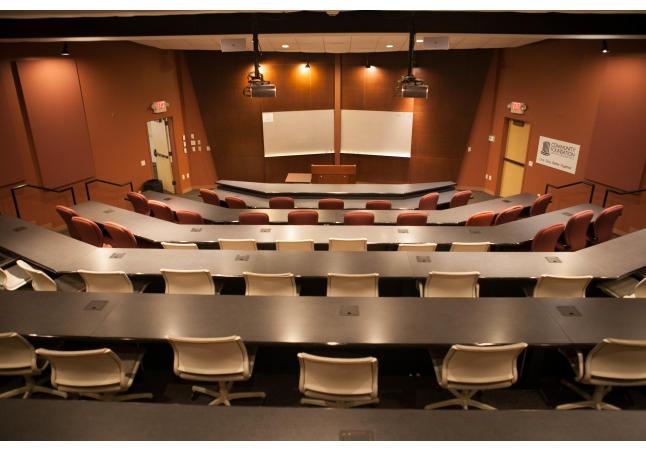 Junior Achievement of Central Iowa - Auditorium