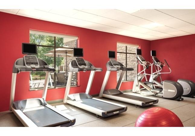 24-Hour Fitness Facility