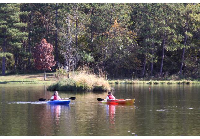 Boating - Jester Park