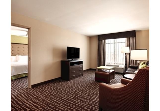 King 1 Bedroom Suite