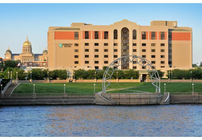 Embassy Suites Des Moines Downtown