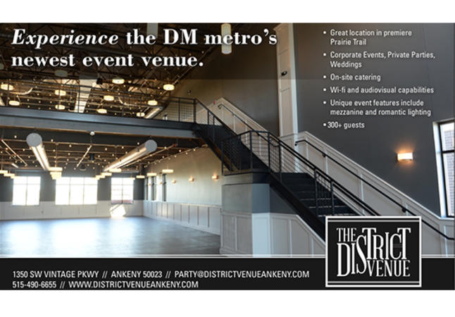 The District Venue