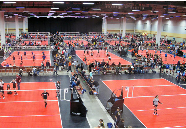 Volleyball Full Hall