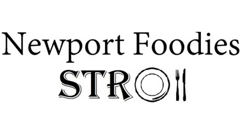 Newport Foodies Stroll Logo