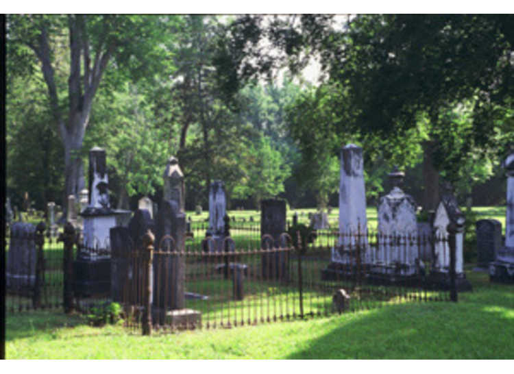 Cross Creek Cemetery