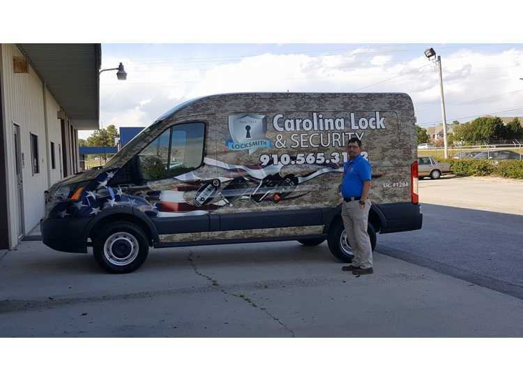 Carolina Lock