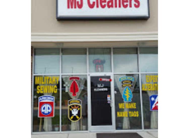MJ Cleaners