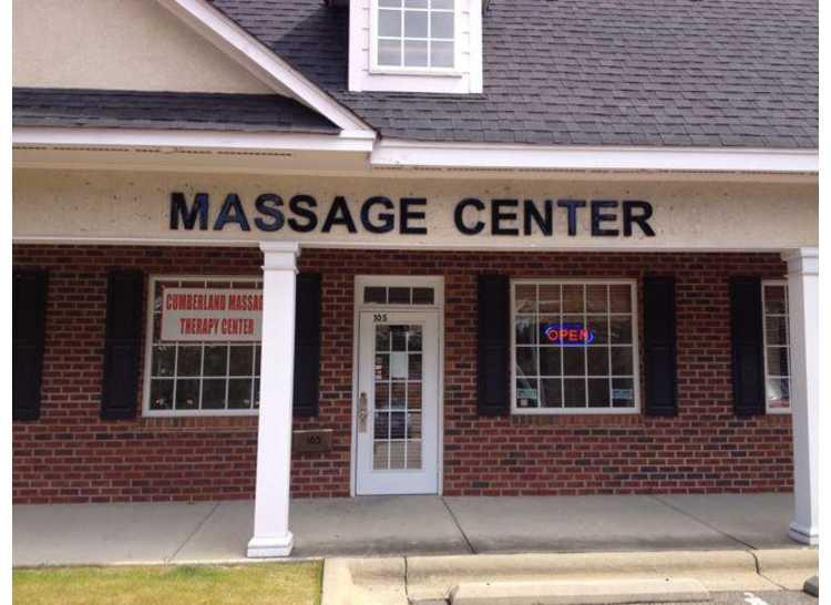 Massage Center Front
