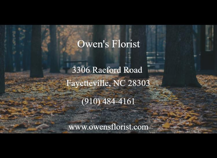 Owen's Florist