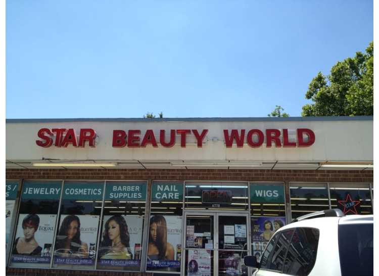 Star Beauty World