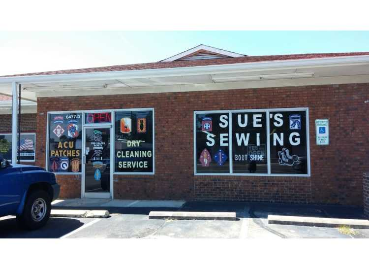 Sue's Sewing