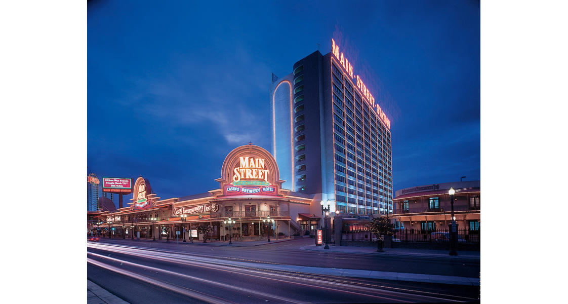 Main Street Station Casino, Brewery and Hotel VMB
