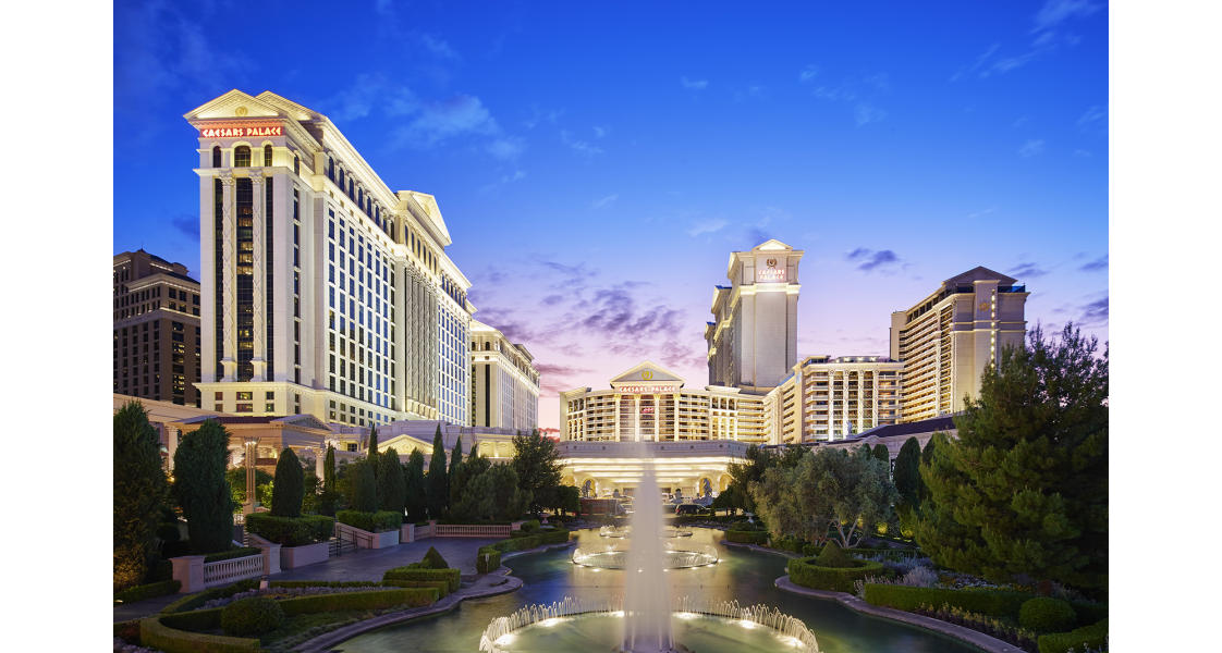 Caesars Palace VMB and vlv listing