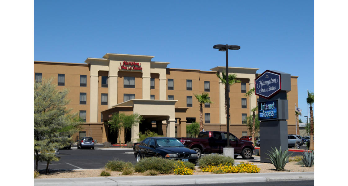 Hampton Inn & Suites by Hilton at McCarran Airport