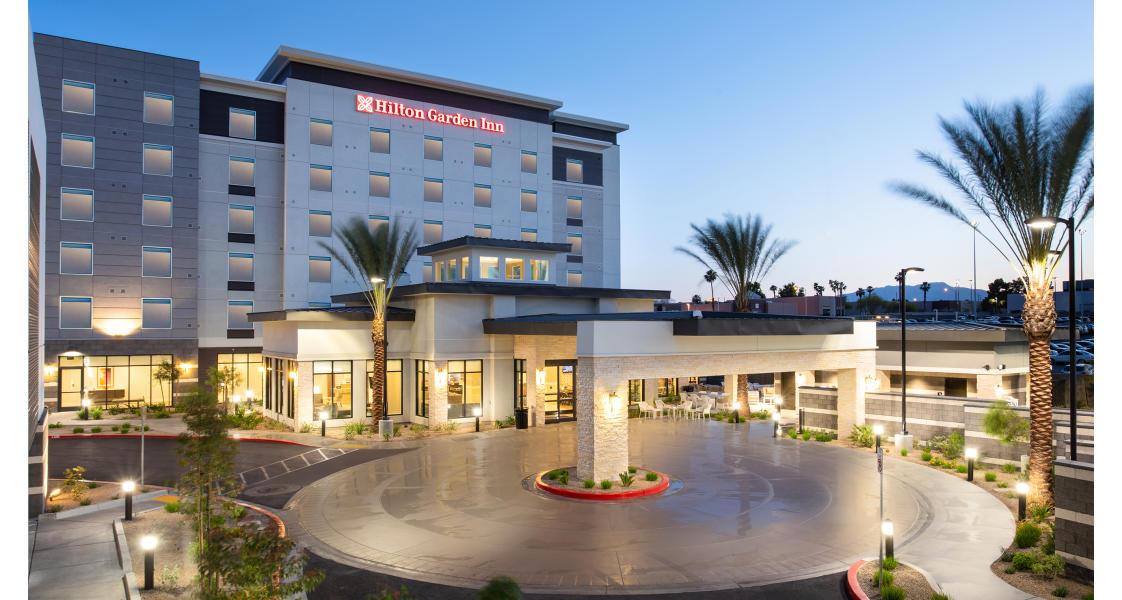 Hilton Garden Inn Las Vegas City Center new vmb